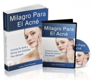 milagro para el acne